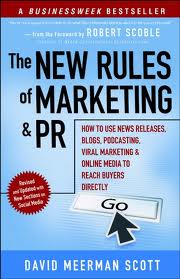 The New Roles of Marketing & PR