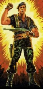 Flint from GI Joe